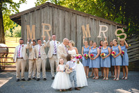 Family & Bridal Party